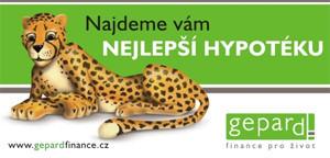 Gepard Finance - Najdeme vám nejlepší hypotéku!