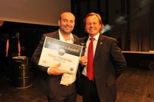 RE/MAX CONVENTION 2015 a President's award ČR pro Pavla Hassmana od Davida Krajného