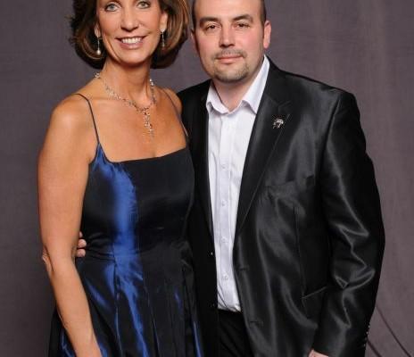 Pavel Hassman s Margaret Kelly
