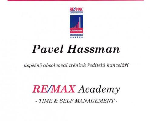 Pavel Hassman - REMAX Academy 3